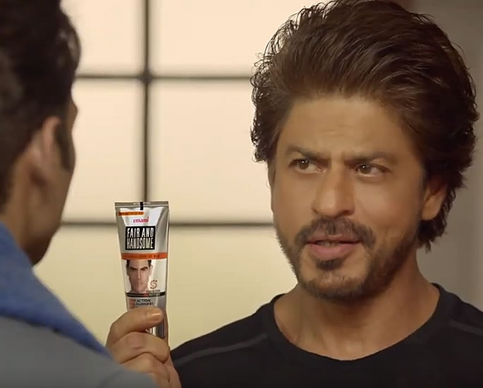 Bollywood Stars react to Ban on Skin Fairness Adverts - srk