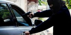 ब्रिटिश पाकिस्तानी परिवार ने गनपॉइंट पर डियाडल के रास्ते में लूट की