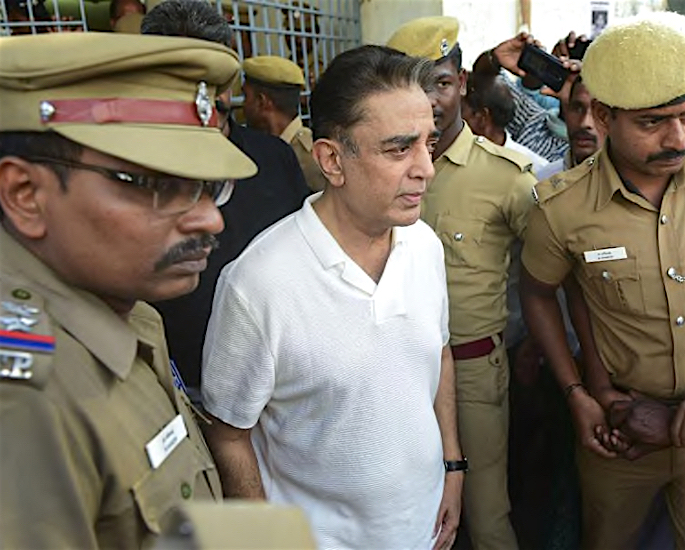 Crane Crash Kills Three Men on the sets of 'Indian 2' - kamal haasan