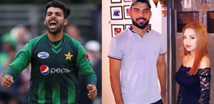 Cricketer Shadab Khan accused of Blackmailing Woman f
