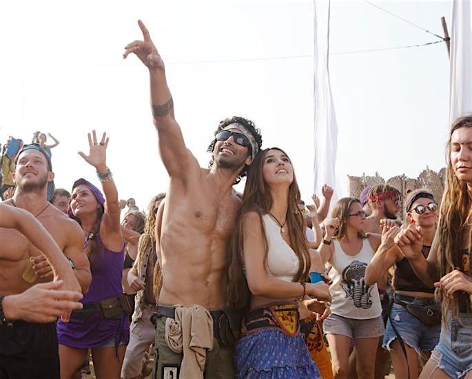Disha & Aditya's 'Malang' crosses Rs 50 Crore Mark - party