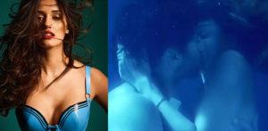 Disha Patani talks 'Underwater Kissing Scene' in Malang f