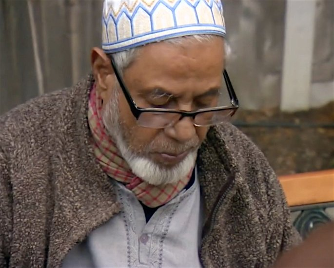 Dr Aminul Hoque talks A Very British History - dad