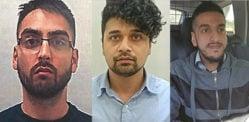 ड्रग्स गैंग 20 किलोग्राम कोकीन के बाद जेल में बंद £ 600k जब्त किया गया