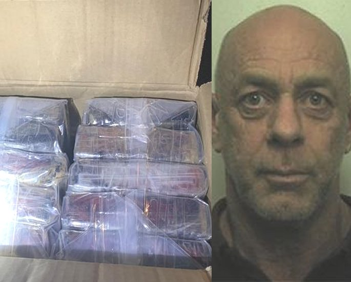 Drugs Gang jailed after 20kg Cocaine worth £600k Seized