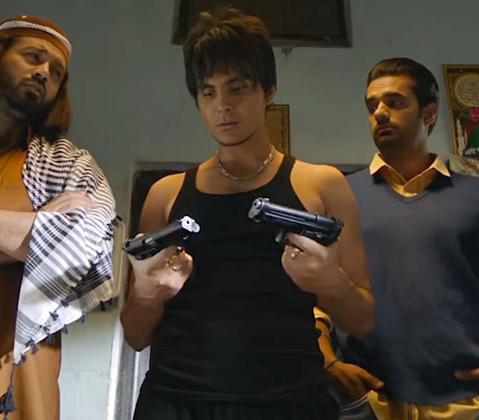 Gangster Punjabi Film 'Shooter' gets banned in Punjab - guns