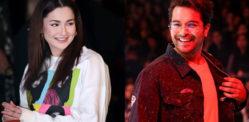 Hania Amir attends Rumoured Boyfriend Asim Azhar's concert