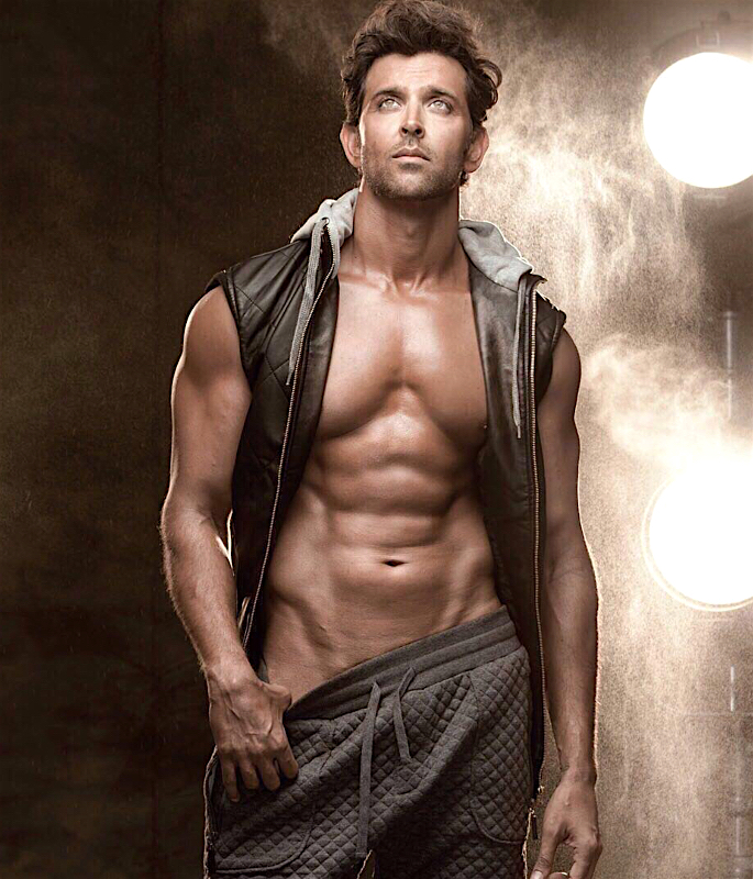 Hrithik Roshan is 'Sexually Desired' in Netflix's 'Sex Explained' - ripped