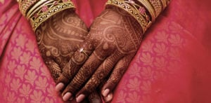 Indian Bride commits Suicide Day After Wedding f