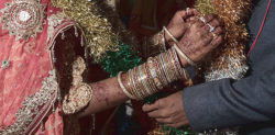 Indian Couple made to Eat Cow Dung for Intercaste Marriage