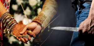 Indian Father attacks Love Married Daughter, Husband & In-Laws f