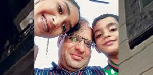 भारतीय पिता ने बच्चों का गला घोंट दिया और आत्महत्या कर ली