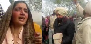 इंडियन वर वर माजी गर्लफ्रेंड द्वारे 'हत्या' असा आरोप