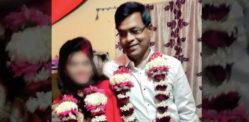 ভারতীয় স্বামী মহিলা ও বাহিনী বিবাহ অপহরণ করে
