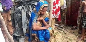 Indian Mother strangles Sons after arguing with Husband f