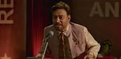 Irrfan Khan is Back with catchy 'Angrezi Medium' Trailer