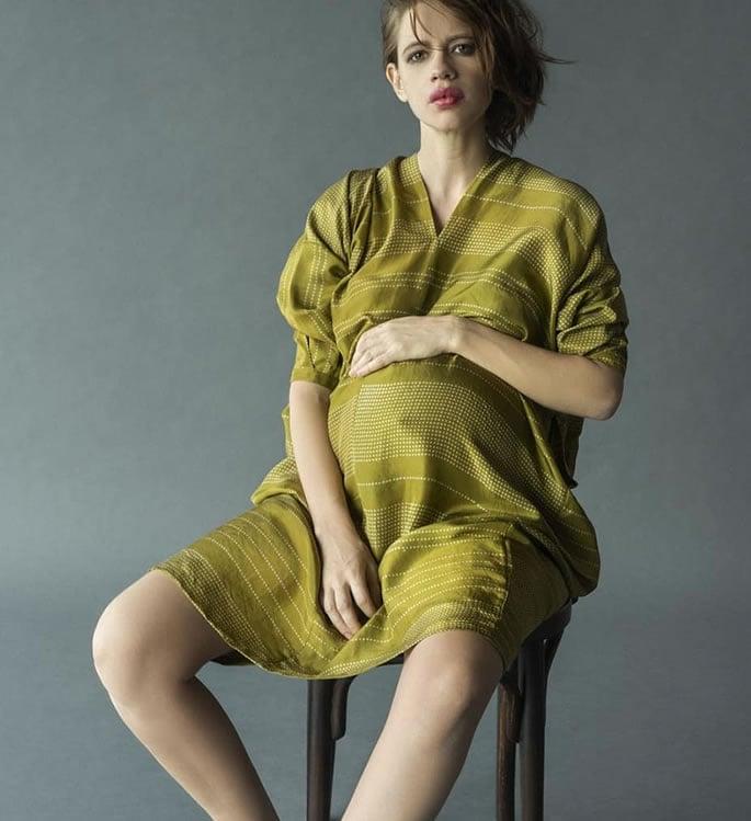 It's a Baby Girl for Kalki Koechlin & Guy Hershberg! - kalki