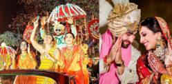 Kapoors turn Baraatis for cousin Armaan Jain's Wedding