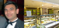 London Indian Banker suspended for 'Stealing Food from Canteen'