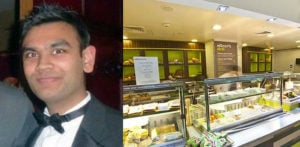 London Indian Banker suspended for Stealing Food from Canteen f