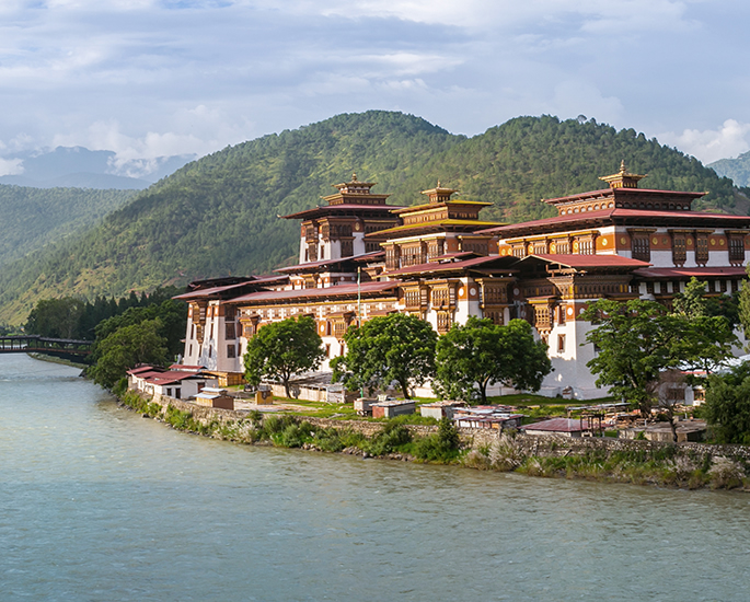 Most Popular Holiday Destinations for Indians - bhutan