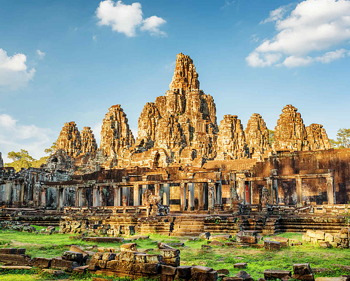 Most Popular Holiday Destinations for Indians - cambodia