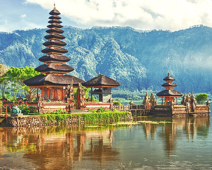 Most Popular Holiday Destinations for Indians - indonesia