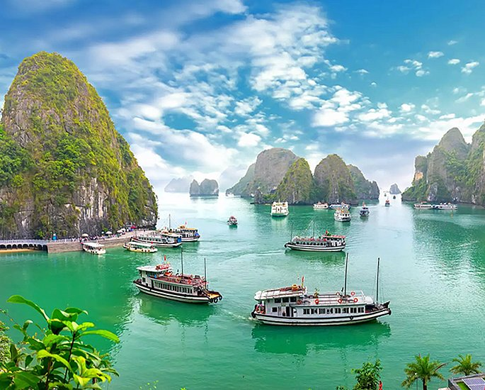 Most Popular Holiday Destinations for Indians - vietnam