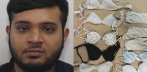 Paedophile jailed after Police find Child Bras & USB in Cabinet f