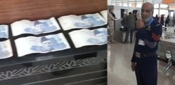 Pakistani Airport Official caught taking Bribe from British Citizen
