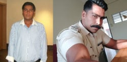 Policeman lost 41 kg inspired by Salman Khan's Wanted