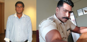 Policeman lost 41 kg inspired by Salman Khan's Dabanng f
