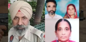 Punjab Police Head kills Wife & her Family Members with AK-47 f