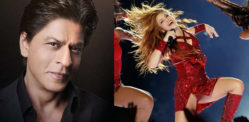 SRK praises Shakira as his 'all time favourite'