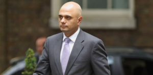 Sajid Javid Resigns from Chancellor Position f