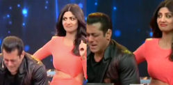 Salman Khan bursts into Tears on Bigg Boss 13