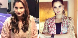 Sania Mirza shares Weight Loss Transformation f-2