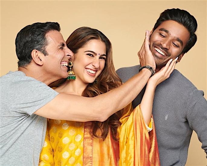 Sara Ali Khan to romance Akshay & Dhanush in 'Atrangi Re' - 1