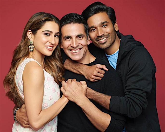 Sara Ali Khan to romance Akshay & Dhanush in 'Atrangi Re' - 3
