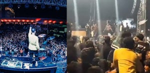 Stage Collapses at Pakistan Music Festival & Women Groped f