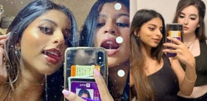 Suhana Khan partying with Her Friends goes Viral f