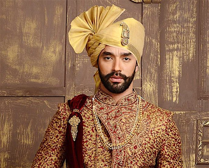 Ten Best Turban and Pagri Styles for the Groom - marathi-2
