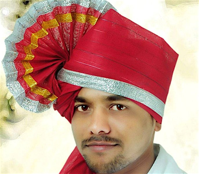 Ten Best Turban and Pagri Styles for the Groom - marathi