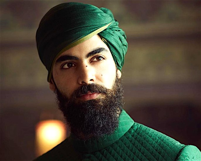 Ten Best Turban and Pagri Styles for the Groom - modern
