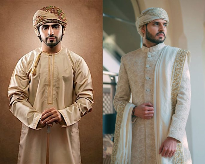 Ten Best Turban and Pagri Styles for the Groom - omani