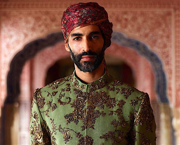 Ten Best Turban and Pagri Styles for the Groom - printed