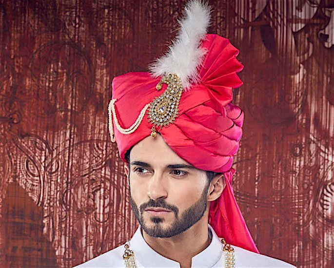 Ten Best Turban and Pagri Styles for the Groom - rajasthani