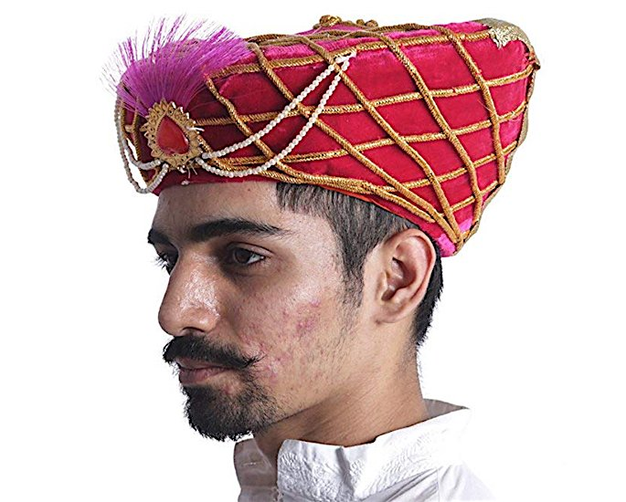 Ten Best Turban and Pagri Styles for the Groom - shindeshahi