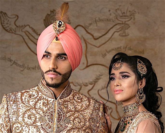 Ten Best Turban and Pagri Styles for the Groom - traditional2