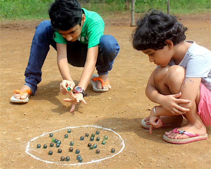 Ten Unusual and Weird Sports Played in India - kancha